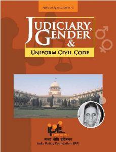 Judiciary, Gender and Uniform Civil Code