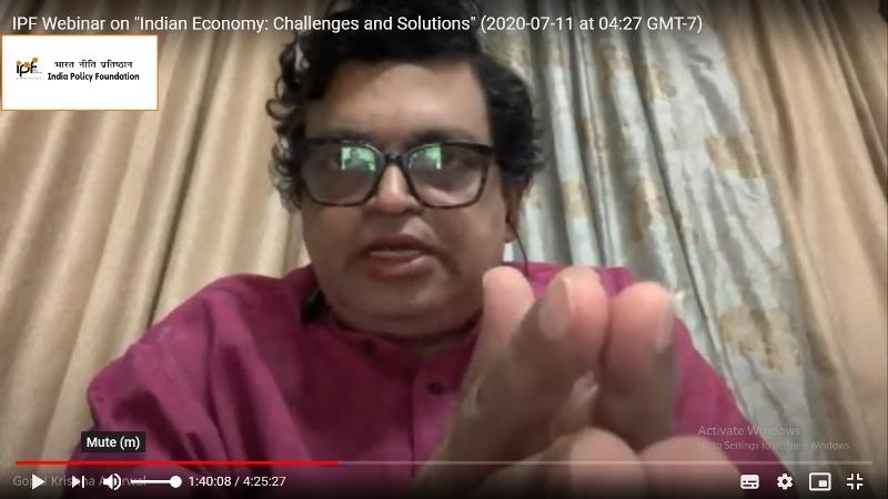 Indian Economy: Challenge