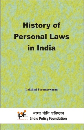 History of Personal Laws