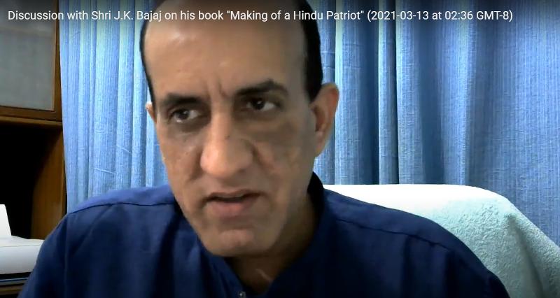 Making of a Hindu Patriot